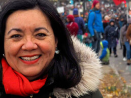 ActionAid International welcomes Julia Sánchez as its new secretary general